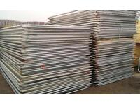 🚀Security Used High Quality Heras Fencing Panels • USED