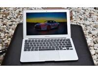 11' Apple MacBook Air 1.6Ghz Core i5 4Gb 128GB SSD Rhinoceros Lightroom 6 Final Cut Pro Final Draft