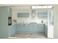 Brand New Kitchen Wall Doors and Panels £550