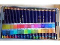 Derwent Inktense Watercolour Pencils Tin (Set of 36)