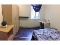 FANTASTIC DOUBLE ROOM FOR SINGLE USE AVAILABLE TODAY TO MOVE IN LEYTON! £130PW ALL INCL