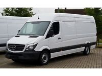 Expierenced Man with Van LWB 3.5t availible every day after 6pm