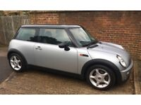 AUTOMATIC MINI COOPER ONE FORMER OWNER SERVICE HISTORY AIR CONDITIONING LEATHER TRIM AUTO MINI