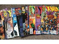 Xmen comics