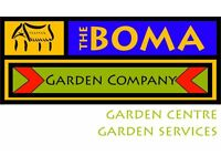 EXPERIENCED GARDEN MAINTENANCE ASSISTANT