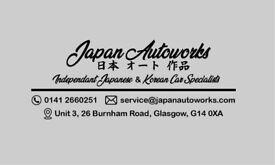 Japanese & Korean Car Specialist
