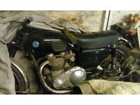 £1,000,000 · Old motorbikes and parts, private local collector