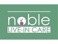 Live-in Care Companion