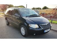 Chrysler Grand Voyager 2.8 CRD - Top Spec Diesel Automatic - New MOT - Low Miles - Full Service