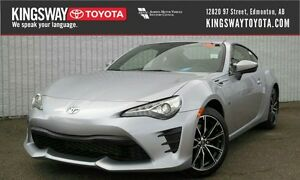 2017 Toyota 86 Manual