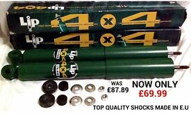 1991 to1998 Frontera Front HD Shock Absorbers (NOS)
