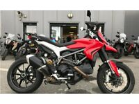 Ducati Hyperstrada - Beautiful sports tourer / enduro monster