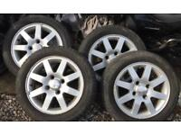 FORD KA ALLOYS 2 DIFFERENT SETS TO CHOOSE FROM BARGAIN MUST SEE LOOK !!!