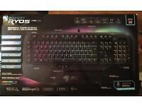 Mechanical Gaming Keyboard - Roccat Ryos MK FX