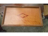 Edwardian serving tray