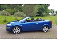 Renault Megane Convertible - extremely low mileage