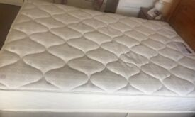 immaculate Condition starlight supreme double mattress
