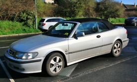 Saab 9.3 SE Auto Convertible Get Ready for Summer