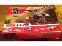 Grafix model helicopter