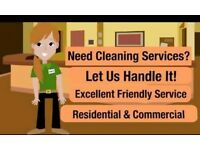 Fast, excellent, reliable, professional End of tenancy cleaning/carpet cleaning services