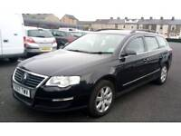 Vw Passat Tdi Se 6 Speed gearbox Service history Superb drives hpi clear