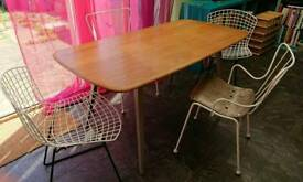 Ercol plank table
