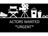 QUB Student film searching for actors for 2 short films to be shot on the 30th of Nov and 1st of Dec