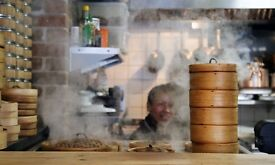 Sous chef needed for busy Dumpling Restaurant