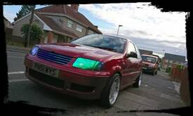 6n2 polo. Good parts car