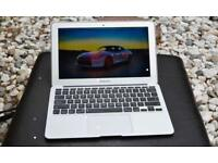 11' Apple MacBook Air 1.6GHz Core i5 4Gb 128GB SSD Rhinoceros Lightroom 6 Final Cut Pro Final Draft