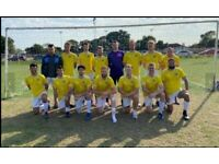 FOOTBALL TEAM LOOKING FOR PLAYERS IN SOUTH LONDON. New players london ah2h2