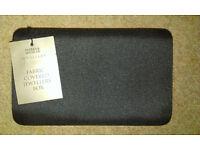Brand new - M&S - Fabric Covered Jewellery Box - £5