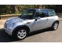 AUTOMATIC MINI COOPER AIR CONDITIONING ALLOY WHEELS SUPER CONDITION AUTO MINI COOPER ONE S