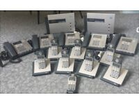 Used Circle Small Business Cordless Telephone Systems Pack