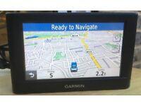 Garmin Nuvi 42LM Automotive GPS Receiver Sat Nav with UK maps