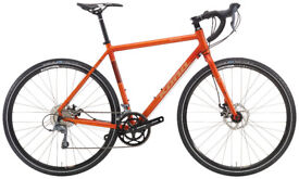 Kona Rove AL - commuter hybrid touring bicycle