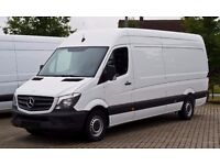 Van with Man for hire- £25ph - text or call to book. Availabe!