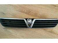 Astra g 1998-2004,Front Bonnet Chrome Gril Grille Genuinel