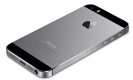 iPhone 5s in space grey bran new in box