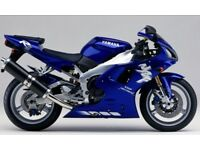 R1 (Yamaha) For Sale, Very Low Milage, Brand New Tyres