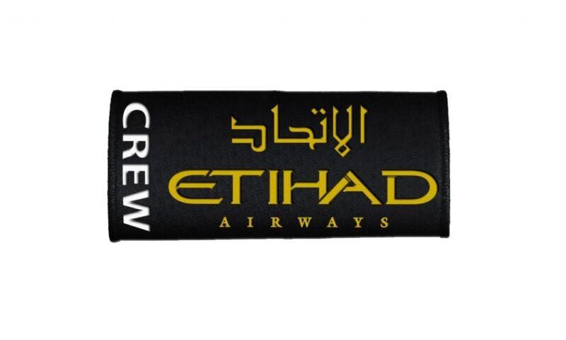 Etihad Airways Crew Handle Wrap