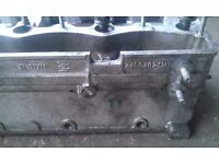 Cylinder head complete/97-99 iveco daily 2.8td