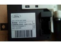 FORD FOCUS 07 Rear offside door lock and electric winder motor