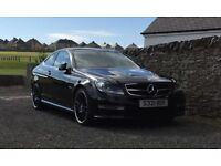 Mercedes C63 6.3L, 450BHP, 18500 miles, one previous owner, 18 month mercedes warranty remaining