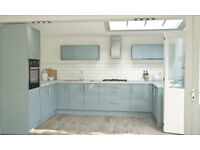 Brand new kitchen wall panels and doors £550