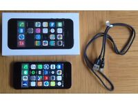 Apple iPhone 5S 16GB Three Network (Space Grey). Good Condition.