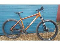 Kona Blast 2016 Mountain Bike (RRP £749) Offer this week £375.00