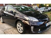 "Bargain - 2014 ""14"" Toyota Prius UK Model Hybrid ""T Spirit"" + Sat Nav + Hpi Clear + Fsh"