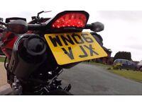 Honda FMX 650 Motad winter project or Cafe racer/Scrambler