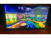 """Sony Bravia KD49XF7093 LED HDR 4K Ultra HD Smart TV, 49"""" with Freeview Play Read Description!!"""